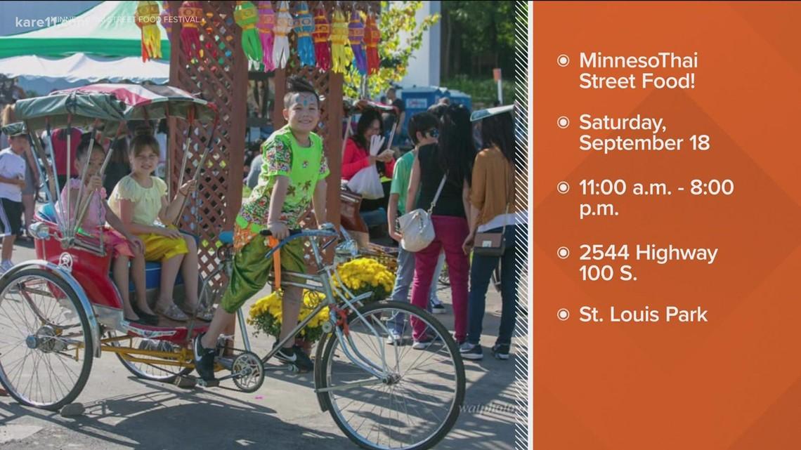 MinnesoThai Street Food Festival comes to St. Louis Park