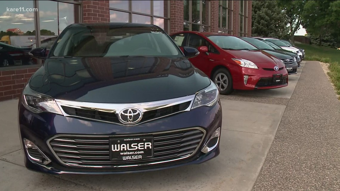 Walser Auto Group CEO describes pandemic pinch on vehicle production