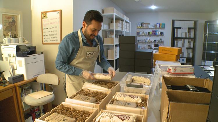 Minnesota-based gifting company promotes BIPOC makers through 'POC Box'
