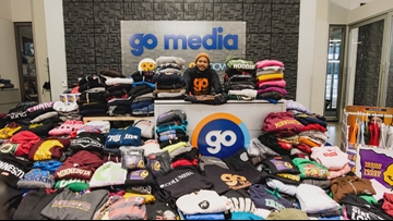 DJ Bonics is on a mission to collect 10,000 hoodies for Minnesotans in need