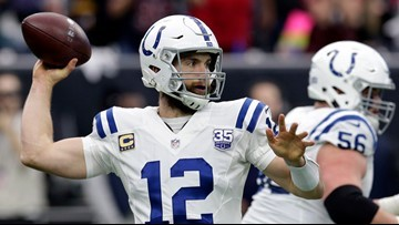 Andrew Luck retirement highlights pain athletes feel during recovery and beyond