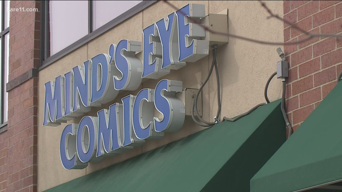 After nearly closing, Black-owned comic book story saved by 'army of angels'