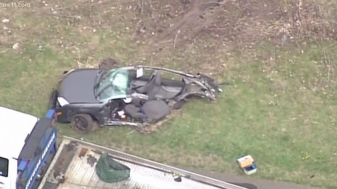 Woman, two children killed in Maple Grove crash