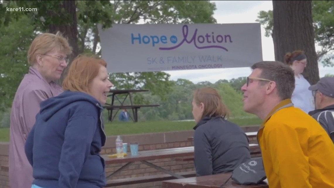 Communities that KARE: Hope in Motion