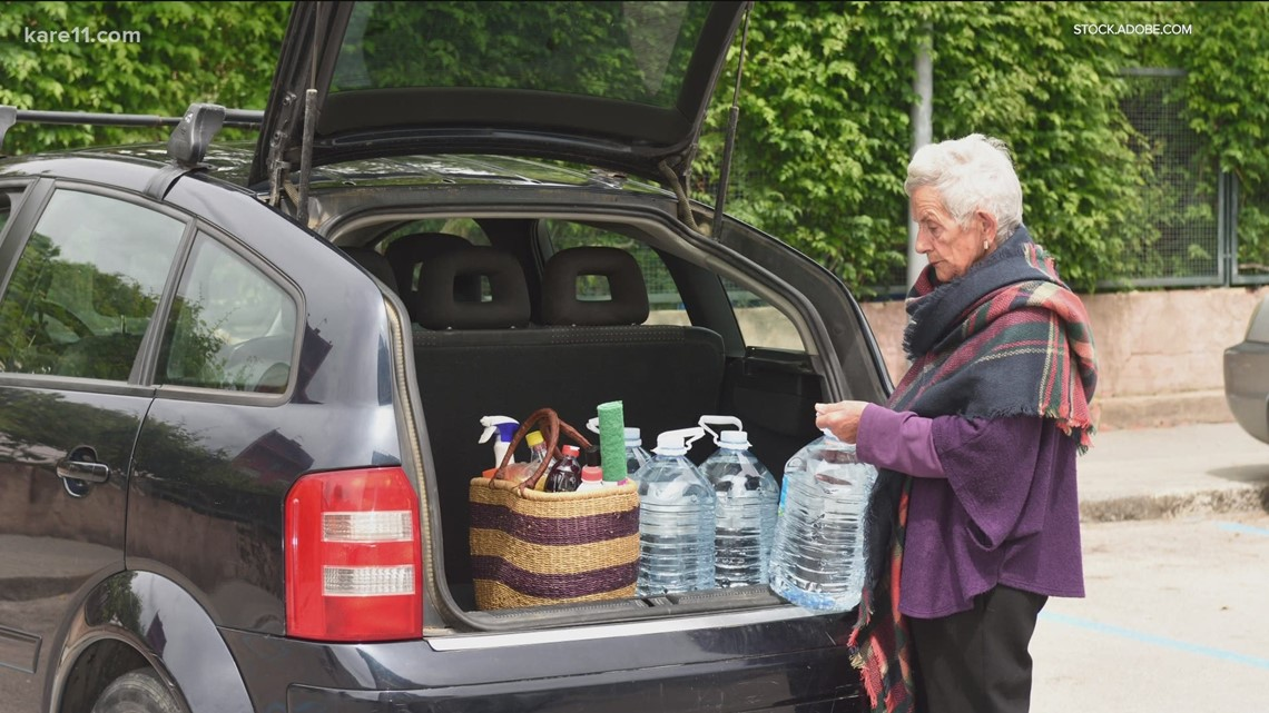 SANDWICH GENERATION: older adults gain more confidence behind the wheel with AARP Driver Safety Program