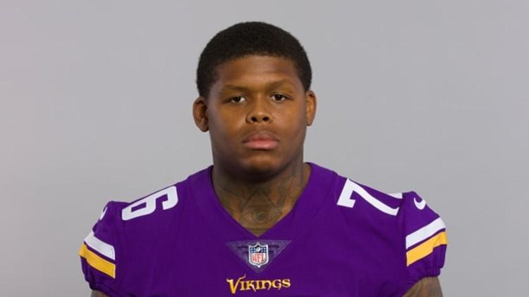 Vikings rookie Jaylen Twyman shot while visiting family in Washington DC