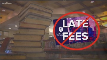 St. Paul Mayor Melvin Carter's plan to erase library late fees