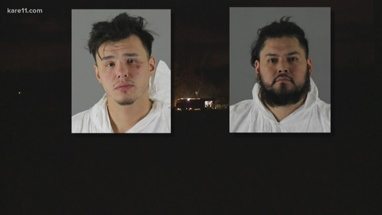Murder charges filed in connection with body found in Woodbury