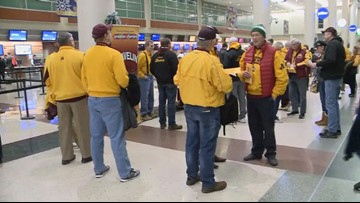 Gophers fans head to Detroit for Quick Lane Bowl