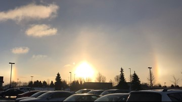 Sven Explains: Sun dogs