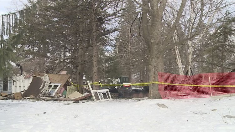 Deadly house explosion in River Falls