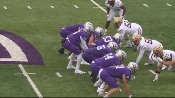 St. Thomas rolls the Cobbers at home