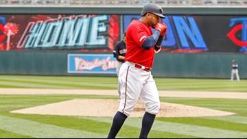 Cruz hits first homer, Pineda strong as Twins beat Indians