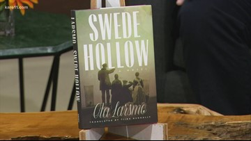 Swedish author releases book about St. Paul neighborhood