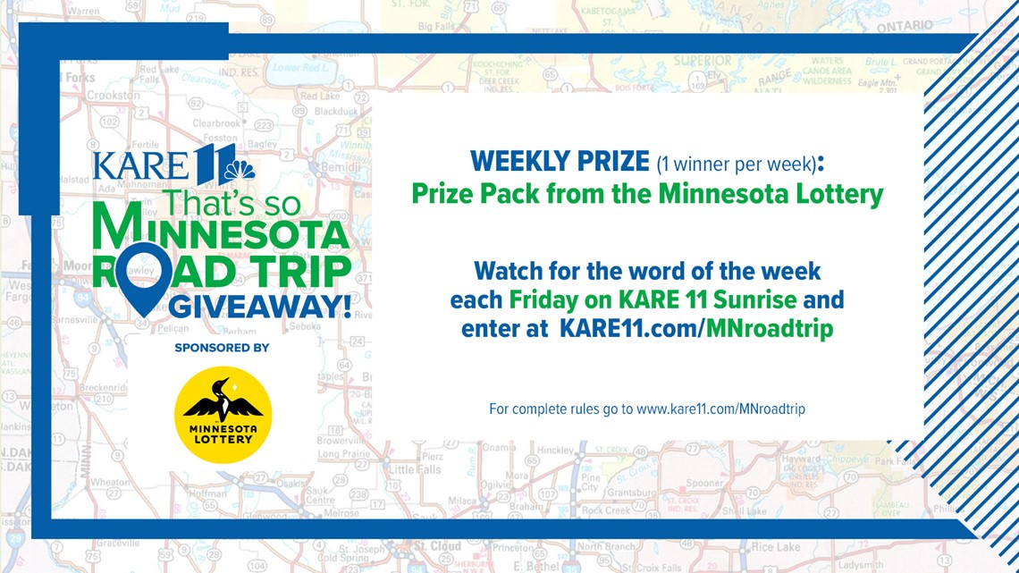 That's So Minnesota Road Trip Giveaway!
