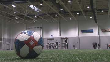 Minnesota United prepares to deal with snow for home opener