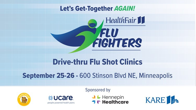Drive right up and get your flu shot!