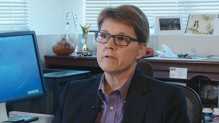 JacquelineSchuh, a retired JAG attorney now in private practice, agreed to help Richard Staabwith his appeal pro-bono.