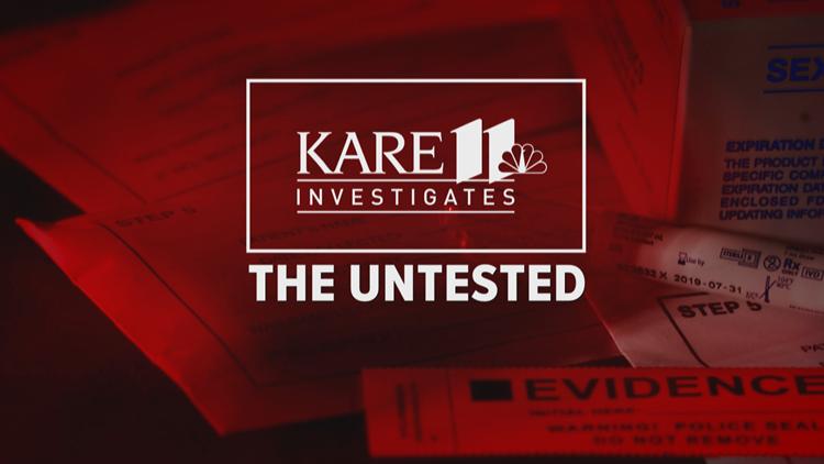 Feds give Minnesota $2 million for untested rape kits