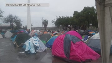 Migrants in desperate need of medical care, group from U says after mission