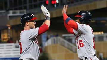 Nationals smoke Twins 12-6, division race tightens