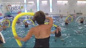 'Active Aging Week' begins at the YMCA
