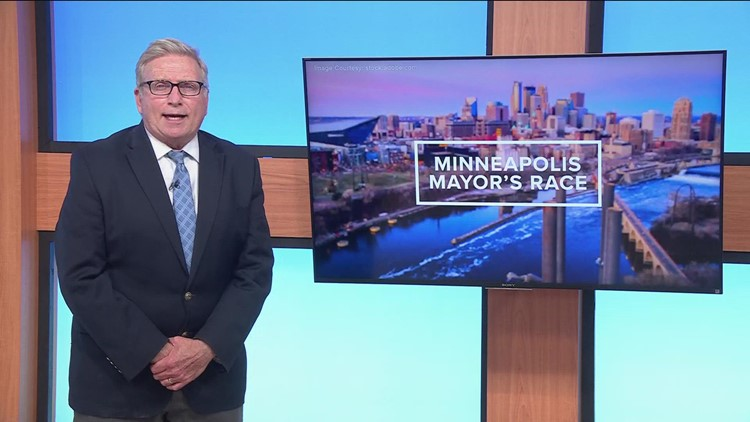 MPLS mayoral candidates debate public safety