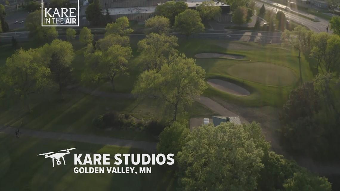 KARE in the Air: KARE 11 Studios in Golden Valley