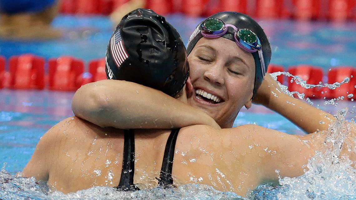 Minnesota native Mallory Weggemann wins gold in 200-meter IM