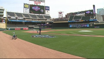 Grow with KARE: Earliest home opener ever at Target Field