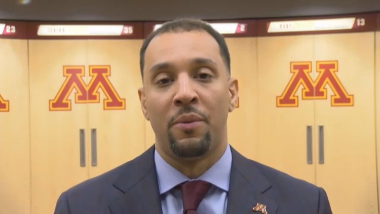 New Gophers basketball coach Ben Johnson on his new opportunity, coming home