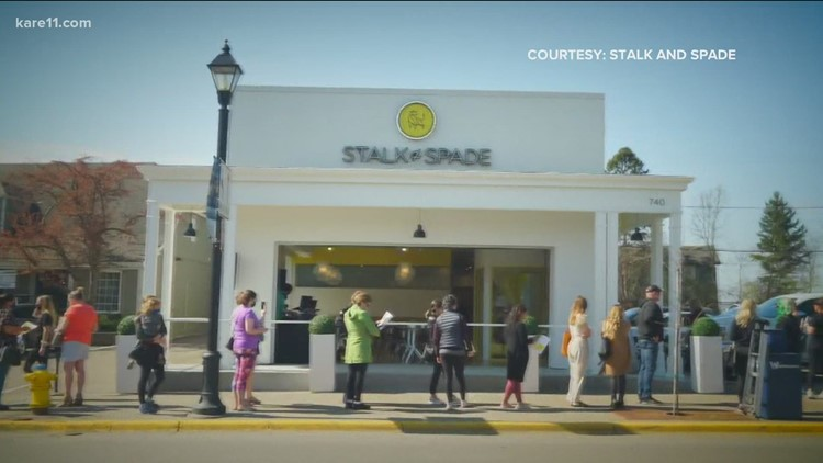 Plant-based fast-food restaurant opens in Wayzata
