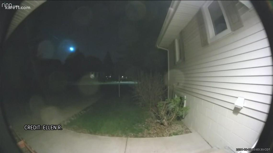 WeatherMinds: Meteor sightings