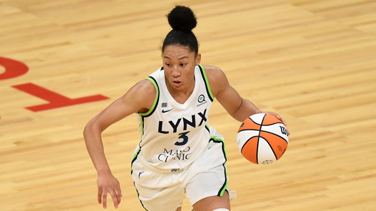 Ionescu's first WNBA triple-double lifts Liberty over Lynx