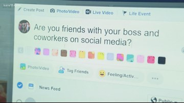 Should you be friends with your boss on social media?