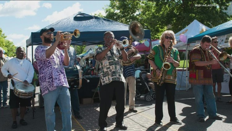 SANDWICH GENERATION: Selby Ave JazzFest to attract people of all ages