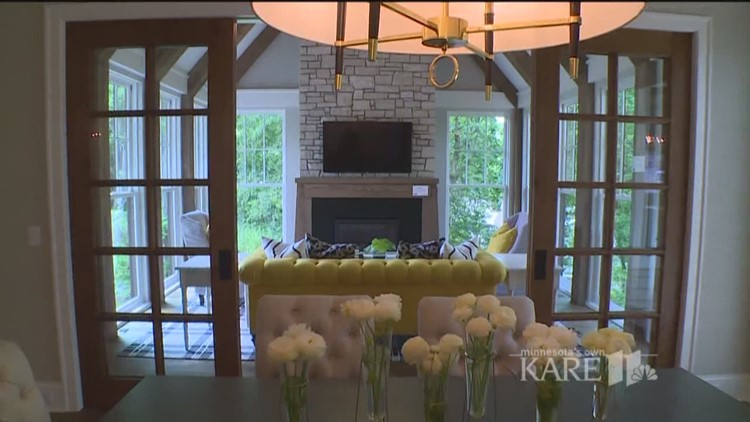 A Look Inside The Luxury Home Tour