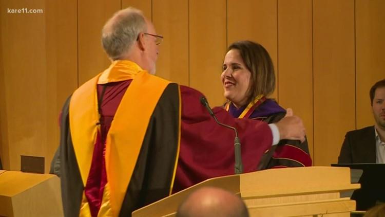 Joan Gabel is 17th University of Minnesota president