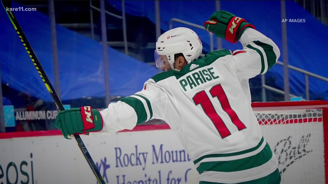 Reporter's Notebook: On Zach Parise's healthy scratch