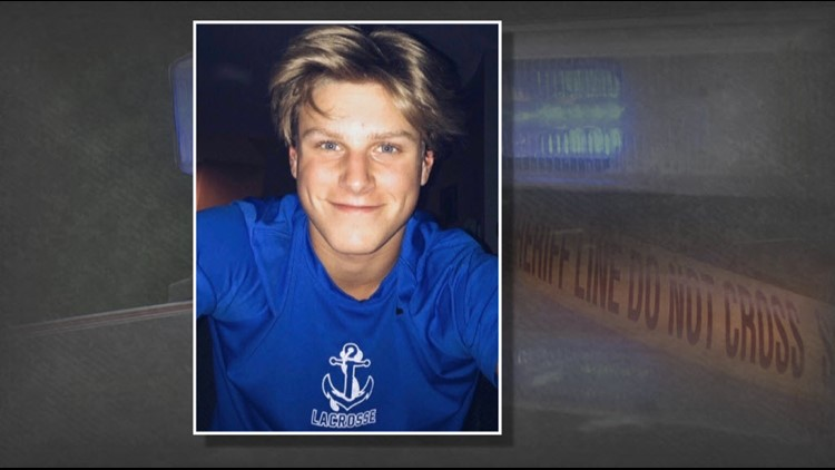 Archer Amorosi was shot to death in a confrontation with police on July 13, 2018.