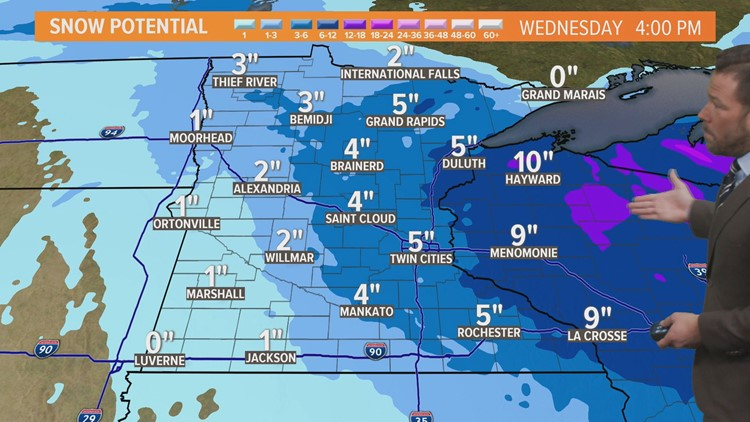 REAL snow potential 2122019