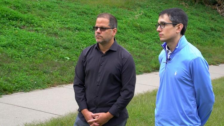 Mark Pereira and Zachary Pope