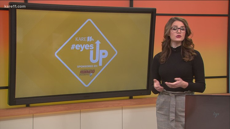 #EyesUP: Looking back at winners from previous years