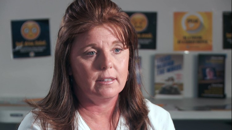 Linda Awalt of Buckle Up Driving School says she is shut out of an unfair system.