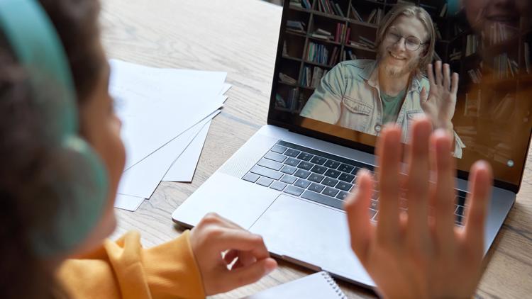Advice for making a good virtual impression