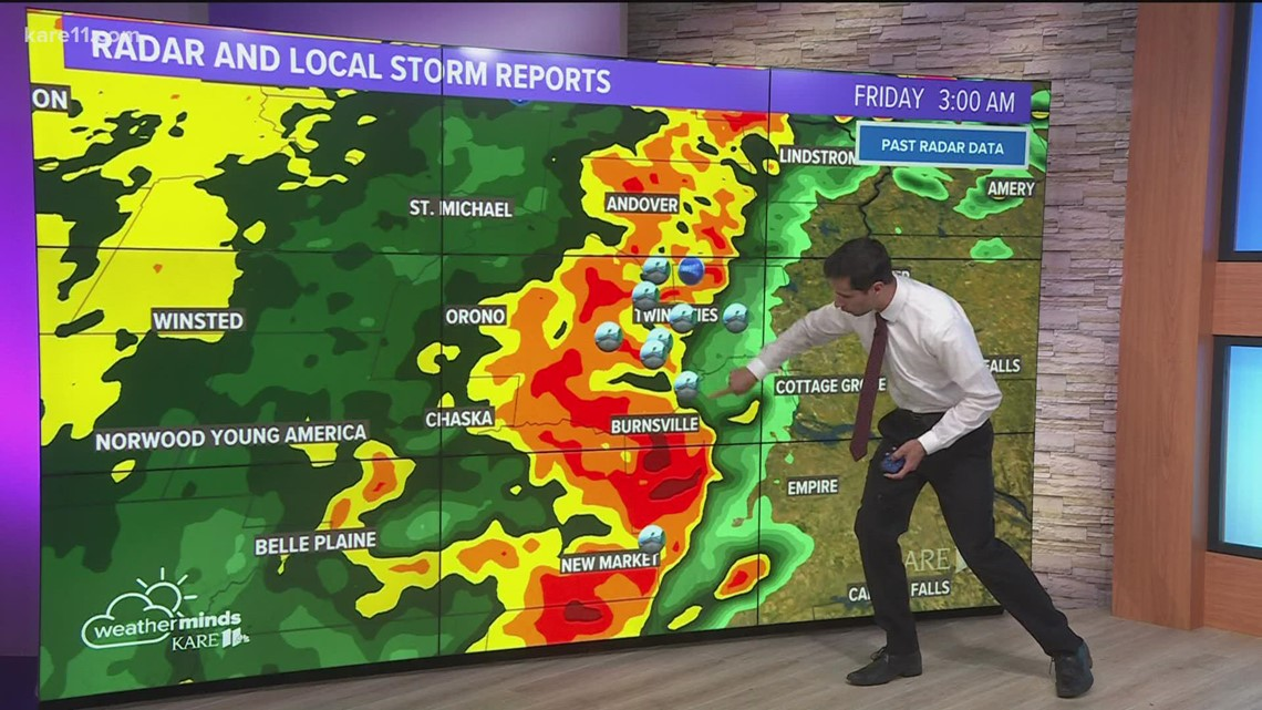 WeatherMinds: Spin-up tornadoes