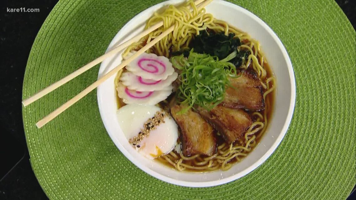 Ramen made right is the perfect cold weather comfort food