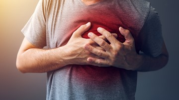 Real Men Wear Gowns: Preventative steps against heart attacks