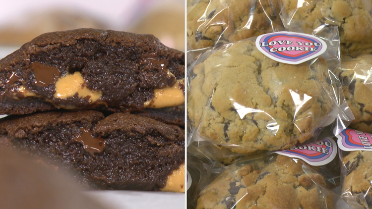 This Minneapolis cookie company is helping spread the love