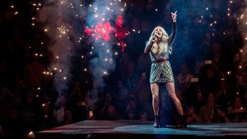 Carrie Underwood among headliners at Twin Cities Summer Jam